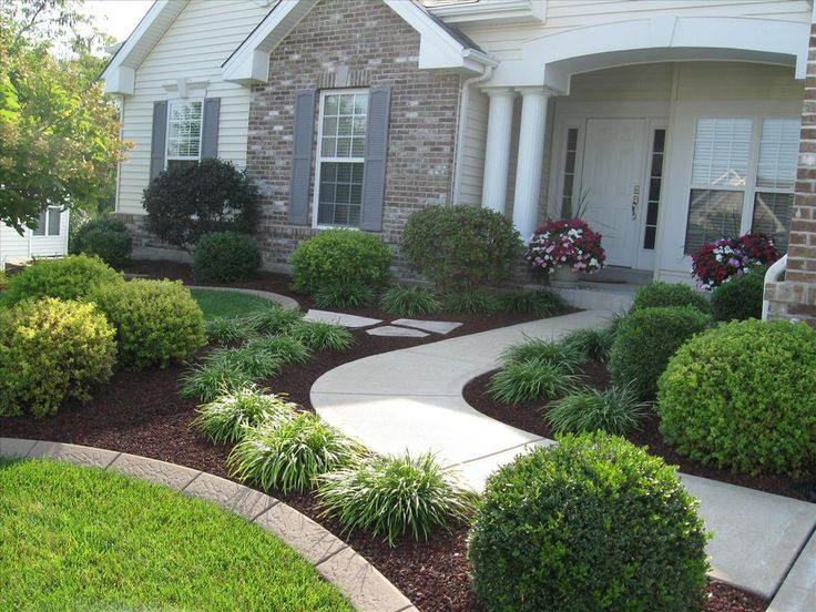 landscape ideas 130 simple, fresh and beautiful front yard landscaping ideas NTLPQXD