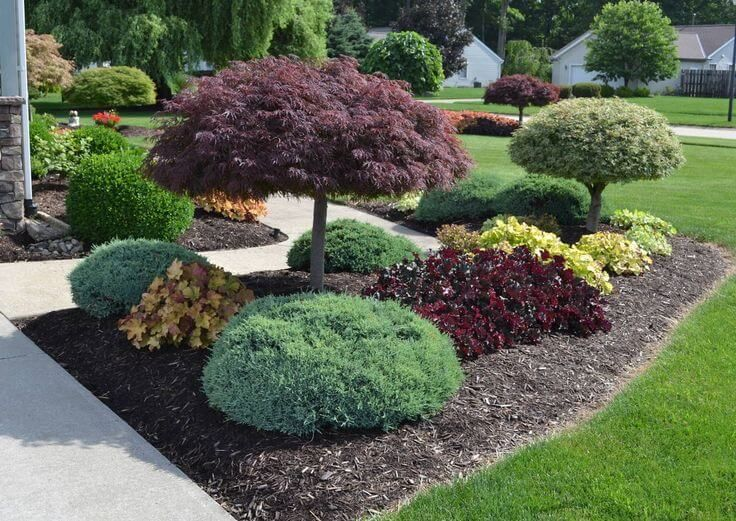 landscape ideas ... amazing of lanscaping ideas 17 best landscaping ideas on pinterest  front KIIHOOU