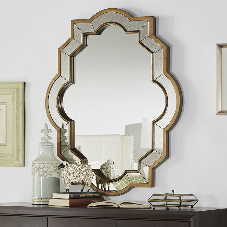 Decorative wall mirror: The shine of your house - goodworksfurniture