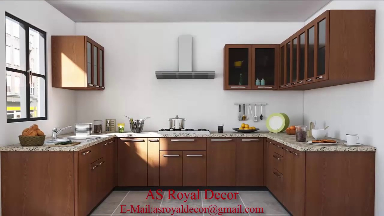 Latest designer kitchen home design plan for Latest home kitchen designs