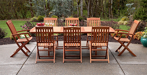 lawn furniture patio furniture dining sets ZNOPDLG