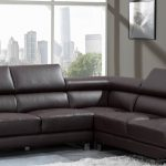 Leather Corner Sofa to Start a Life with Altered Environment