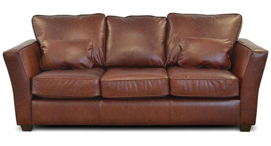 leather furniture barrington sofa QAVVWHA