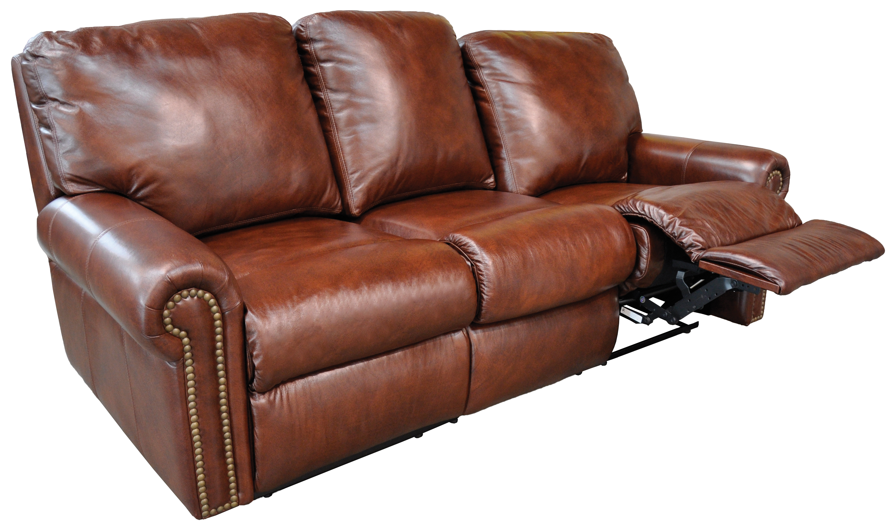 leather reclining sofa fairmont reclining leather GKQXBUY