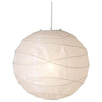 light shade ikea 701.034.10 regolit pendant lamp shade, white LXPDFGC