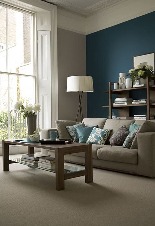 living room color ideas 55 decorating ideas for living rooms | teal accent walls, teal accents and IIZKHFW