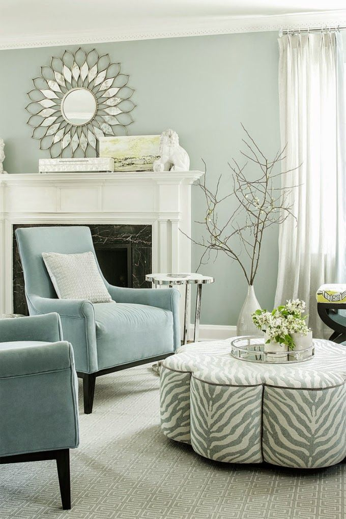 living room color ideas love the nantucket fog paint color (benjamin moore) in this light and airy MGHGZPW