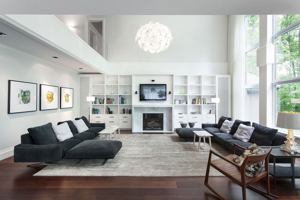 Initiating Living Room Interior Design Ideas for Your Home