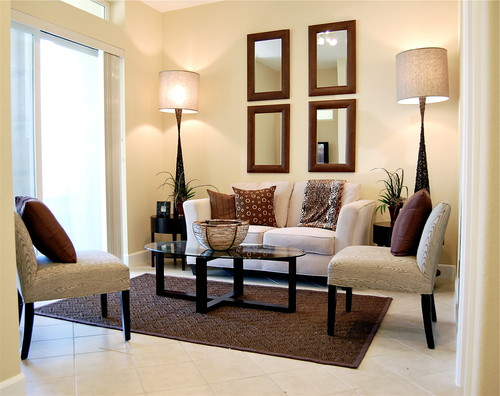 living room mirrors hang several mirrors with the same shape, size, and style. the mirrors HDECROB