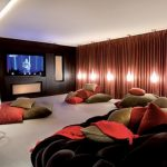 Setting Prefect Living Room Theaters