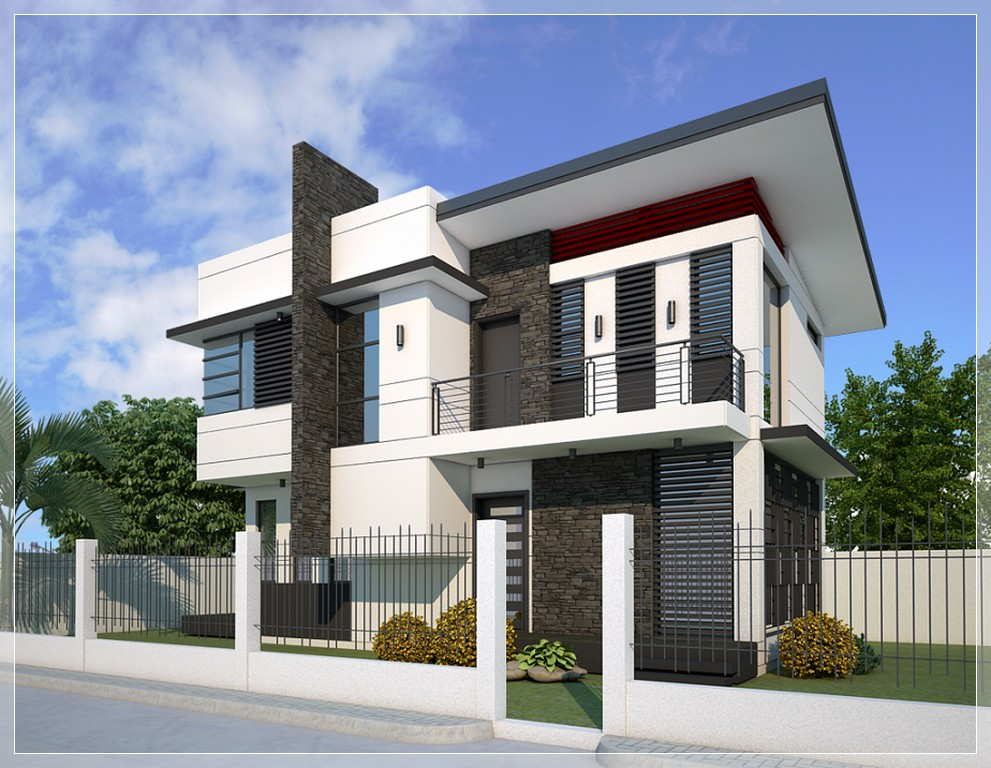 lovely modern exterior house design ideas KHOBZDU