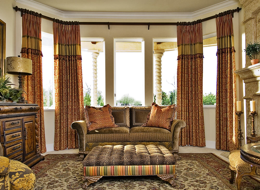 make a beauty of your window with custom curtains to adore - decorifusta OWPNWWU