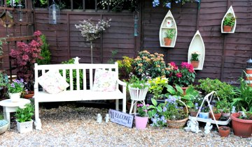 Ordinaire Make Your Garden Beautiful With Appealing Garden Accessories PYDYDLZ
