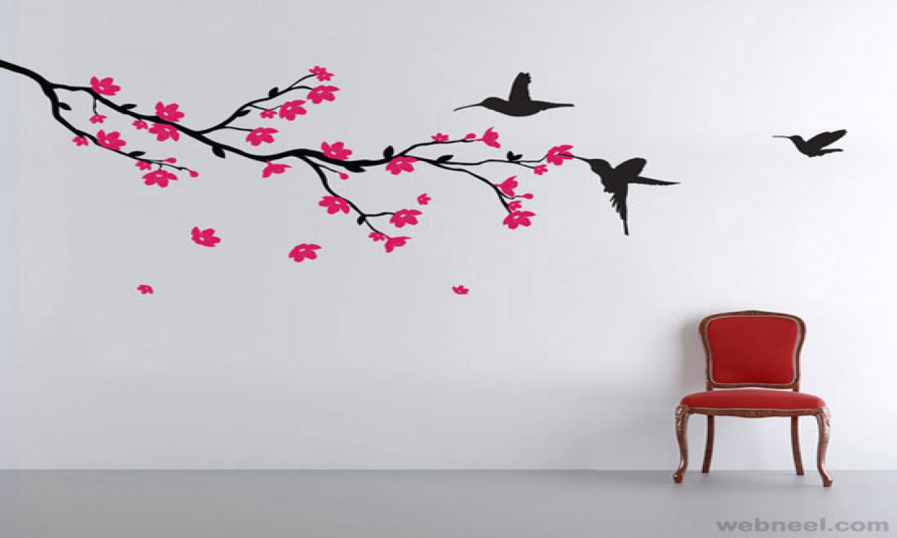 marvellous simple wall painting designs 78 on decoration ideas with simple wall NDMFGKE