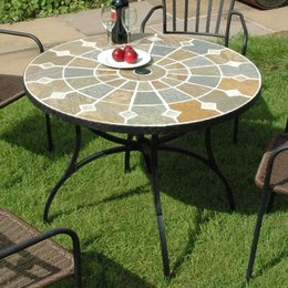 corner pebble outside rattan product furniture kd hav bench set havana garden edge unit rectangular dining table