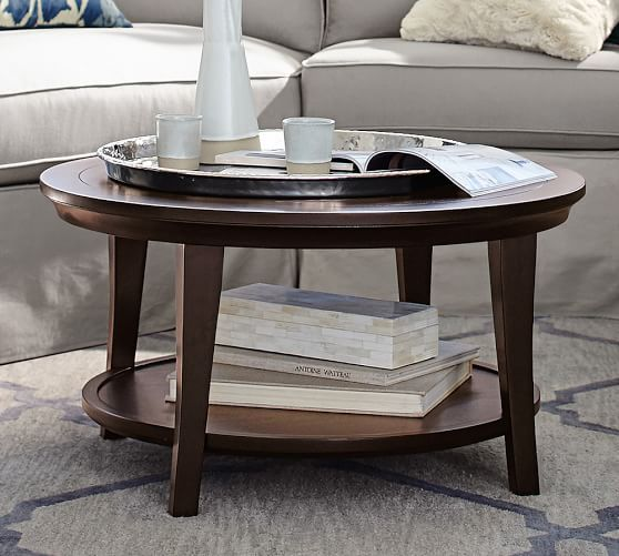 metropolitan round coffee table PISJADB