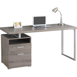 modern desk modern desks | allmodern FWJUVCD