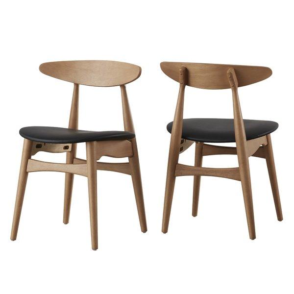 modern dining chairs | allmodern WTKRCDI