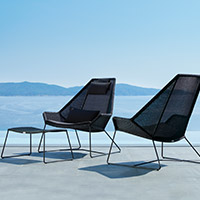 modern garden furniture lounge chairs · outdoor furniture sofas CCQBRZF