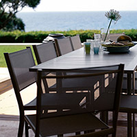modern outdoor furniture dining chairs · outdoor furniture armchairs FQRVKAS