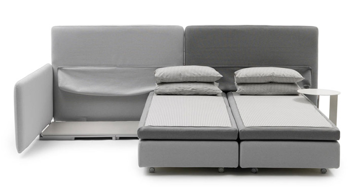 Save Money With Modern Sofa Bed!