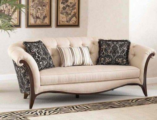 modern wooden sofa set designs - google search XEXXLUF