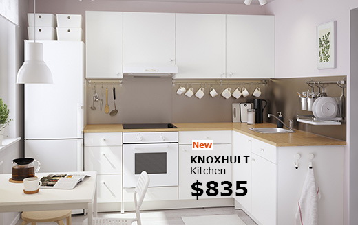 modular kitchen cabinets knoxhult is a modular kitchen with a traditional look: the pre-set modules OQCVUEM