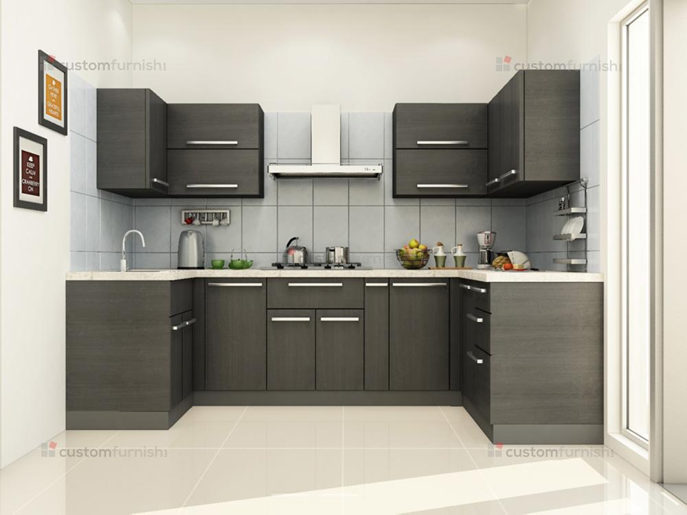 For beautiful and designer kitchen select modular kitchen for Online modular kitchen designs