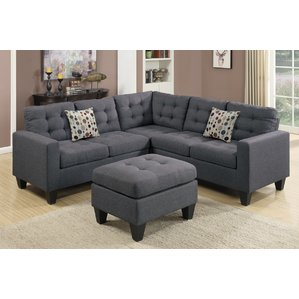 modular sectional sofa modular sectional sofas youu0027ll love | wayfair HQGSCAW