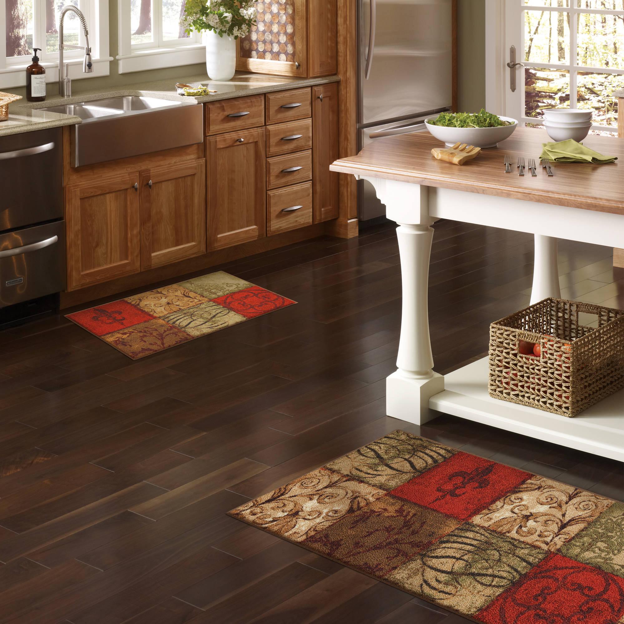 mohawk home tuscany kitchen rug - walmart.com TSIWJRR