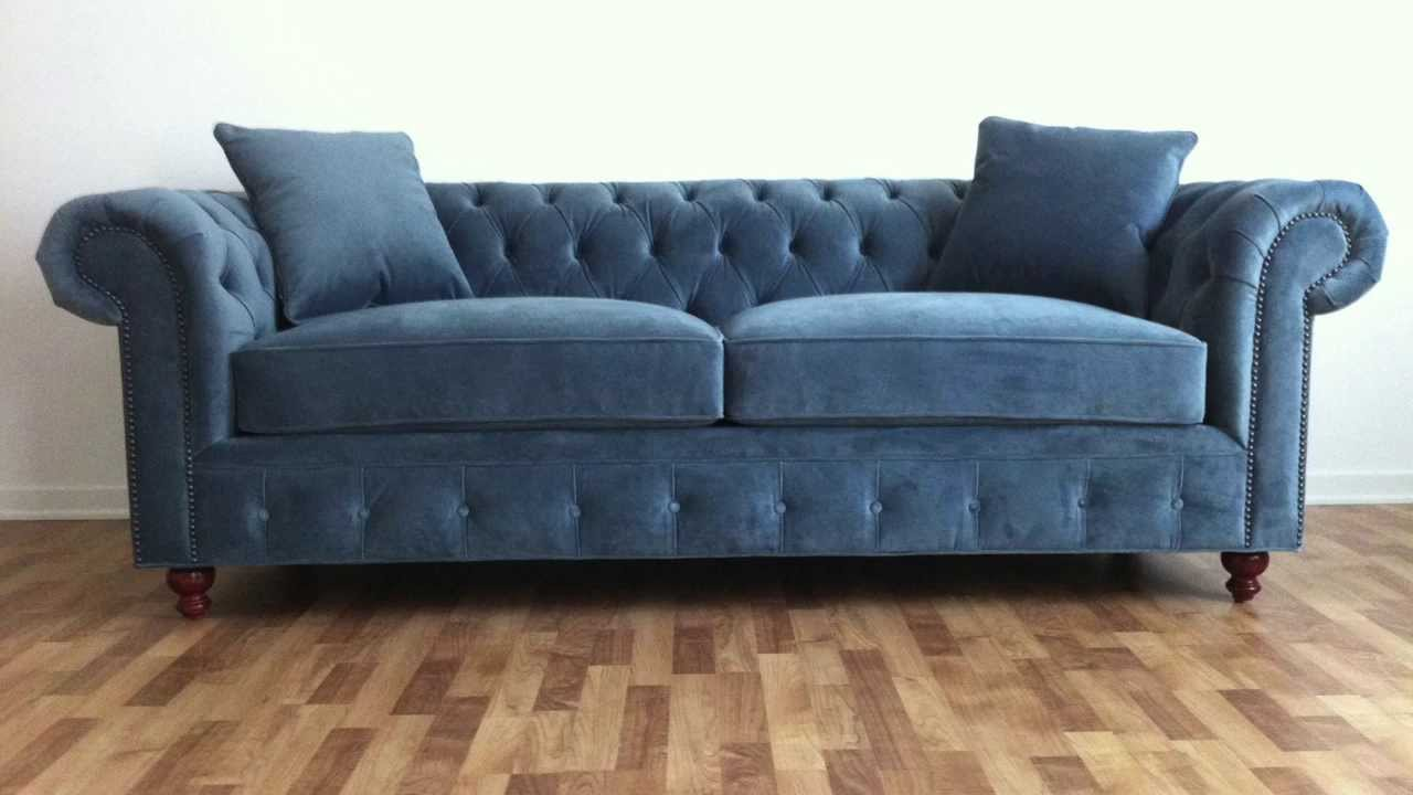Asking For A Custom Sofa
