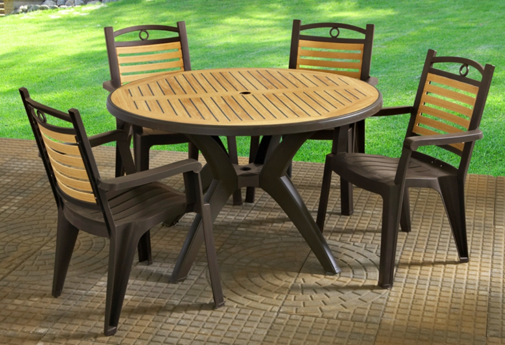 Using Plastic Patio Furniture
