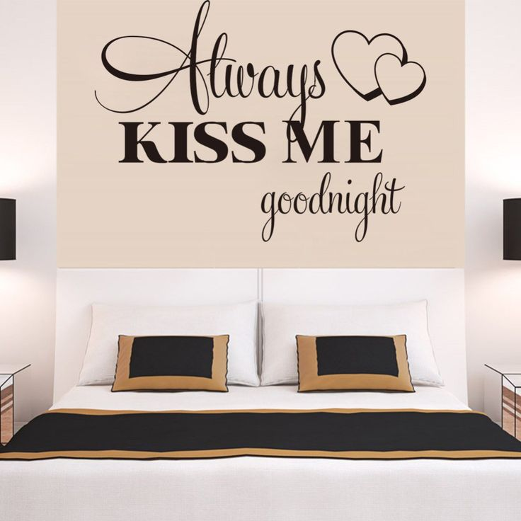 Nice Bedroom Quotes Also Bedroom Wall Stickers Quotes FZKKESK