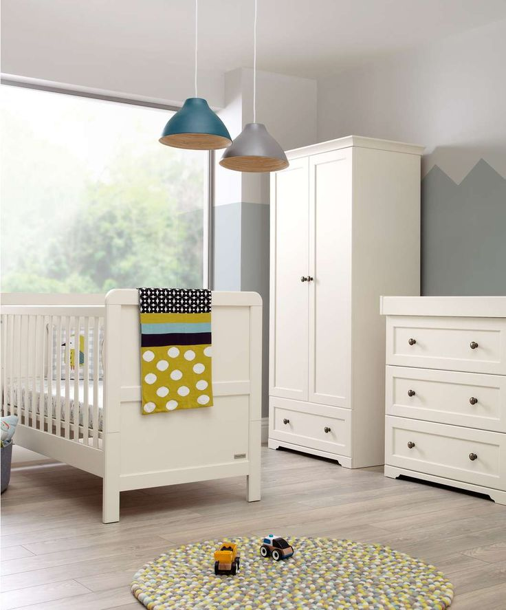 nursery furniture sets sienna+ 3 piece set - white - whites u0026 ivories - mamas u0026 WPCLUVH