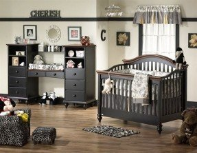 Nursery Furniture Sets Traditional Baby Furniture Set NZOUHUM