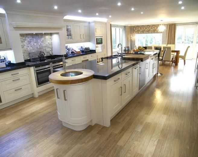 open plan kitchen design QYIEEXL