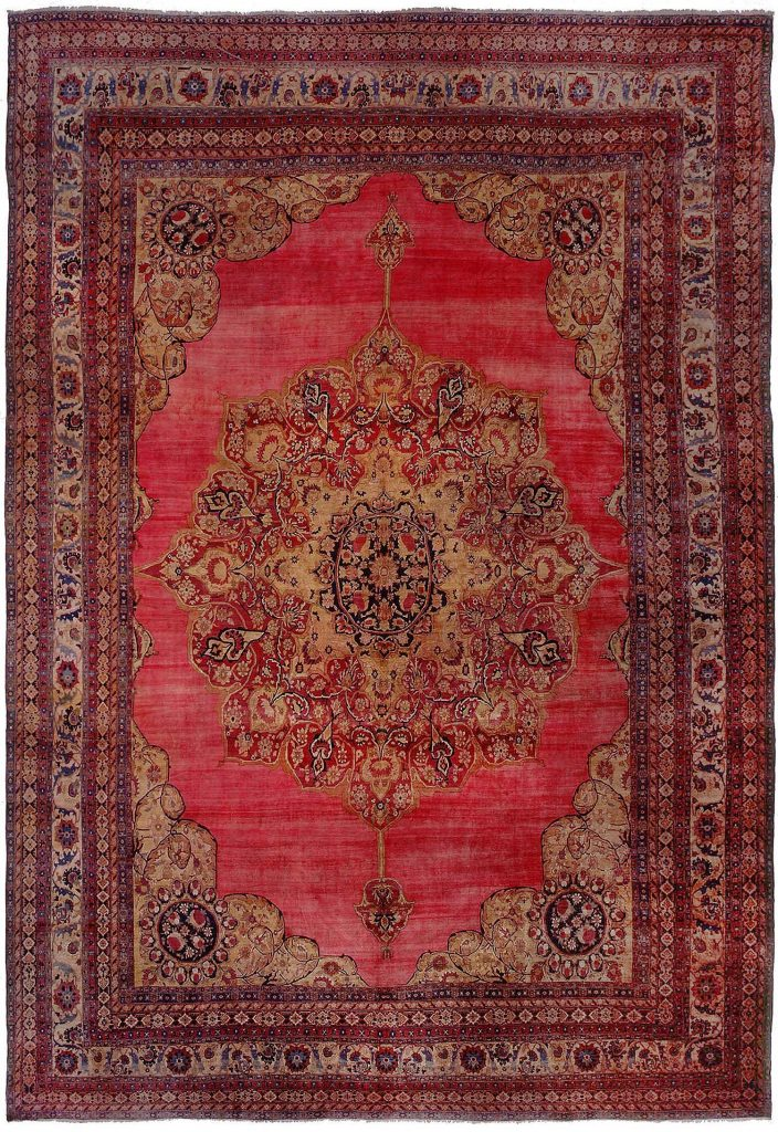 oriental rug large oversize antique kerman persian rug 43607 WMDNXOR