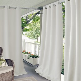 outdoor curtains u0026 window treatments GOBPHTO