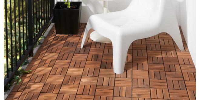 outdoor flooring runnen decking, outdoor - ikea DZIOARA