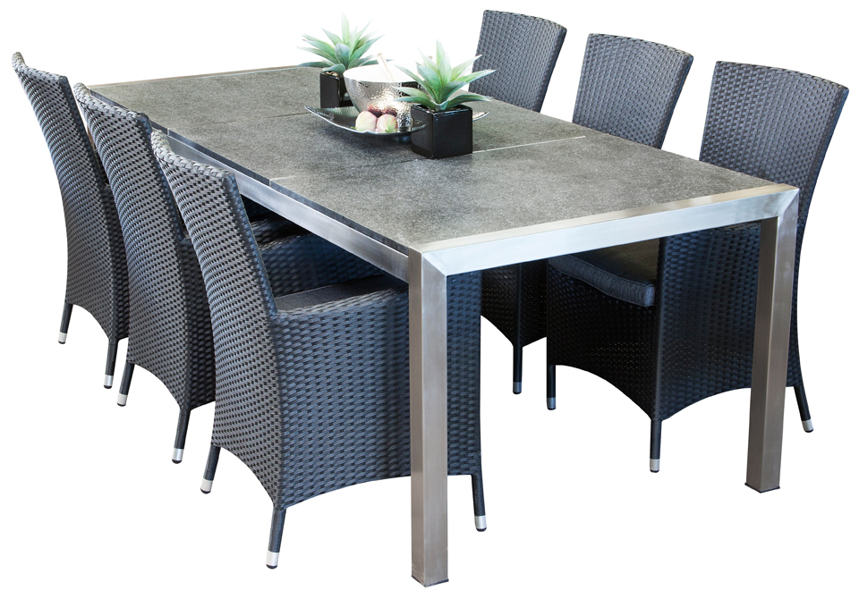 outdoor furniture perth portman 6 seater hamilton table, outdoor dining sets, 6 seater dining  setting, JVTLAOY