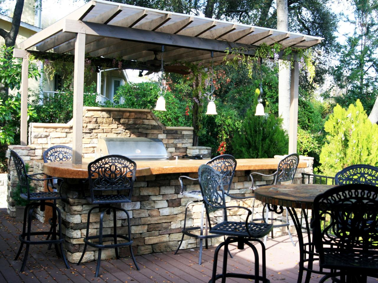 outdoor kitchen outdoor kitchens: gas grills, cook centers, islands and more KOBLZTX
