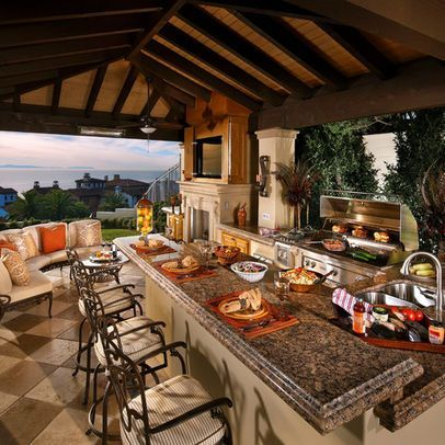 outdoor patio ideas 30 fascinating outdoor kitchens YNVNESF
