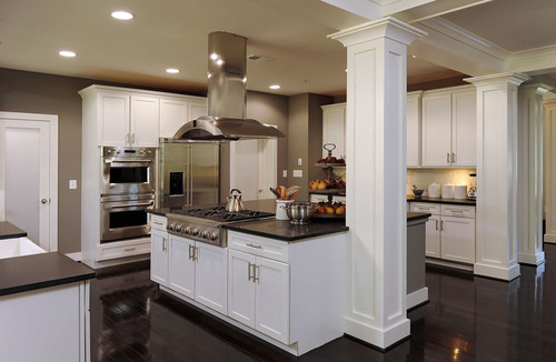 paint colors for kitchens paint color on walls and kitchen cabinets cvlpand - Paint Colors For Kitchen