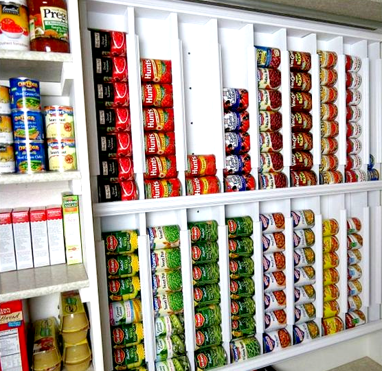 pantry organizers can organization ideas for the pantry MRBRPVY