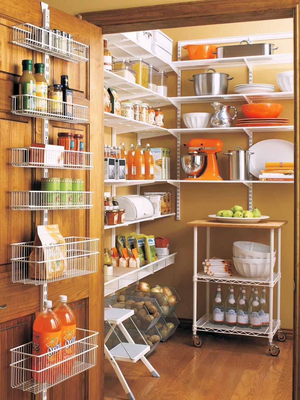 pantry organizers flatware storage BFXCPKU