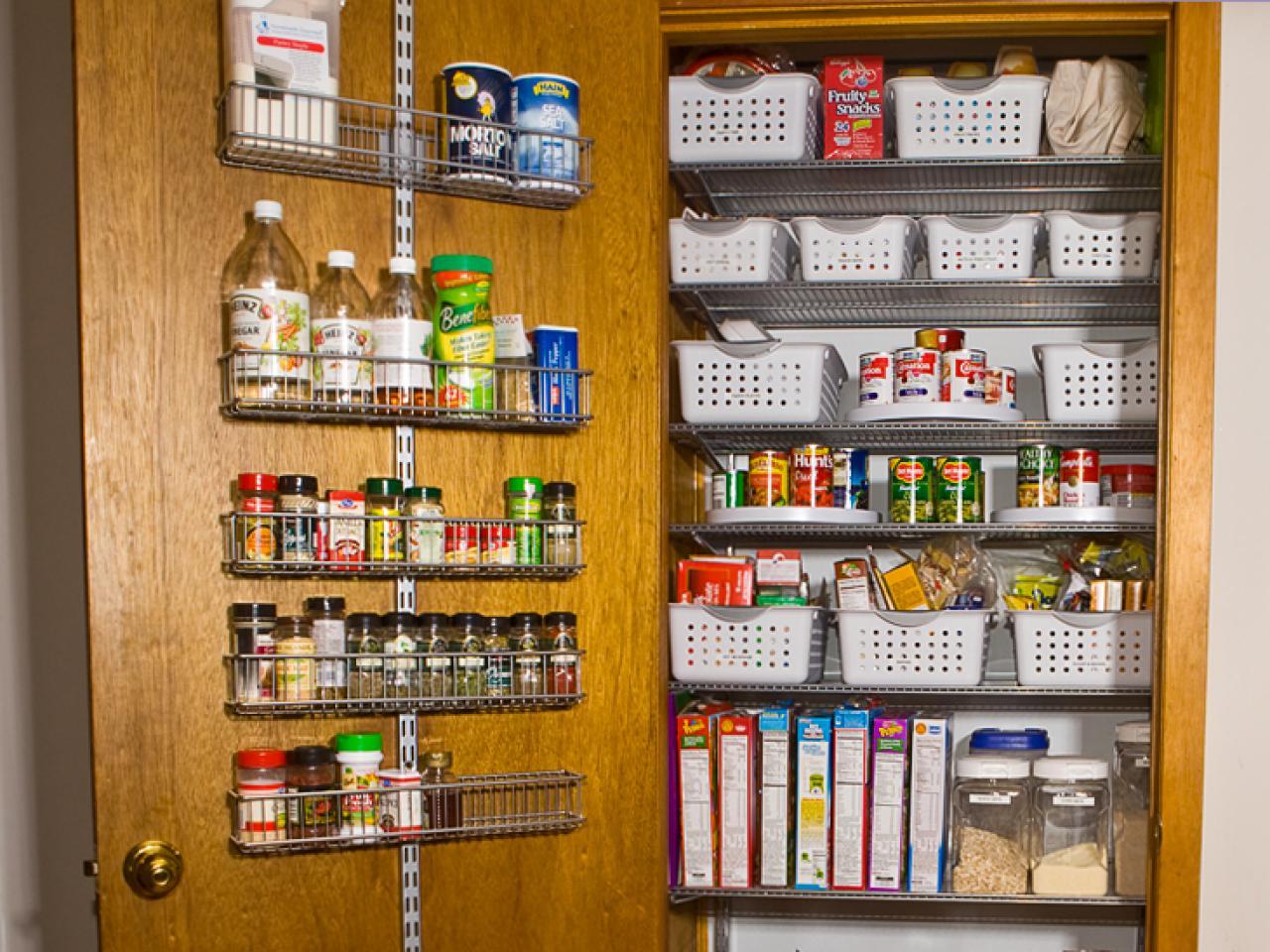 pantry organizers pantry door rack organizer PFXRKIA