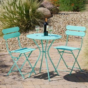 patio bistro set bosch 3 piece bistro set GIIJTIO