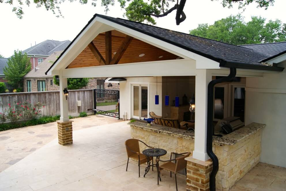 Enhance beauty with patio covers