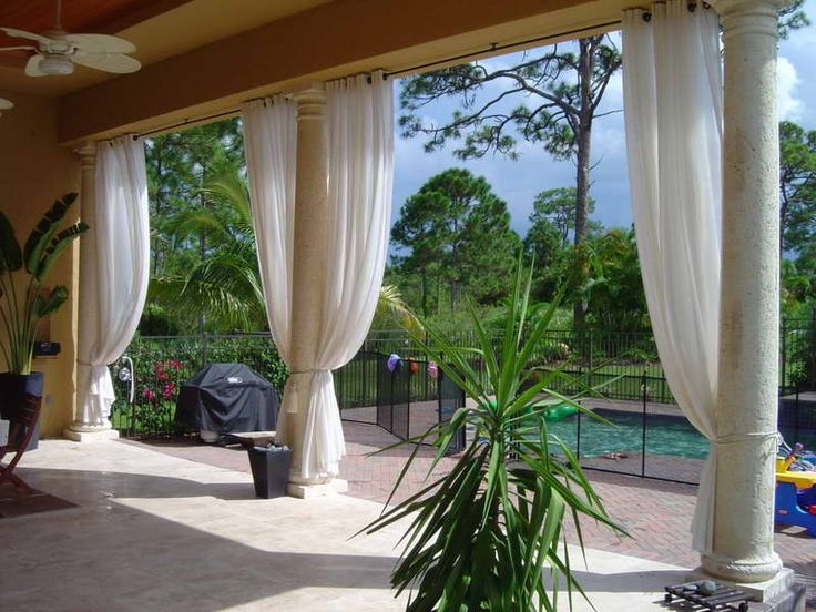 patio curtains outdoor | scalisi architects GEYQGPN