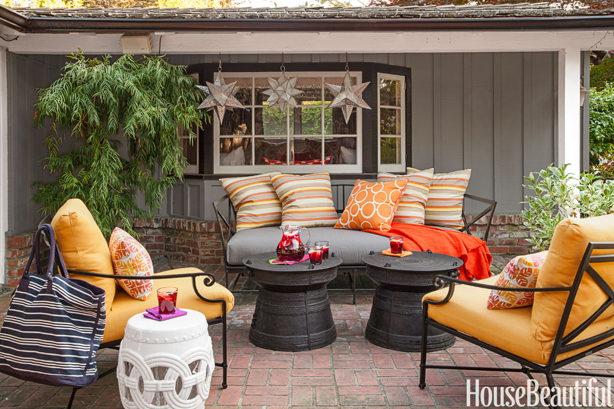 patio decorating ideas 87 patio and outdoor room design ideas and photos AEKXQTD